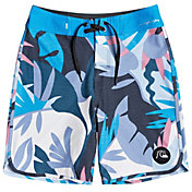 Quiksilver Boys' Highline Tropical Flow 17'' Board Shorts