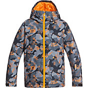 Quiksilver Kid's Print Jacket