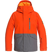 Quiksilver Kid's Mission Solid Jacket