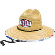 Reyn Spooner Men's Chicago Cubs Tan Straw Hat