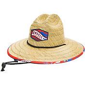 Reyn Spooner Men's Los Angeles Angels Tan Straw Hat
