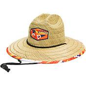 Reyn Spooner Men's Houston Astros Tan Straw Hat