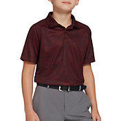 DSG Boys' Diagonal Stripe Golf Polo