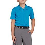 DSG Boys' Space Dye Golf Polo