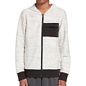 DSG Boys' French Terry Full Zip Sweatshirt