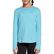 DSG Girls' Cross Back 24/7 Long Sleeve Shirt