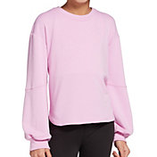 DSG Girls' Crew Fleece Crew