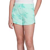 DSG Girls' Printed Fleece Shorts
