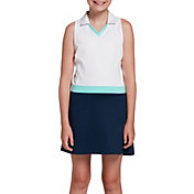 DSG Girls' Colorblock Golf Dress