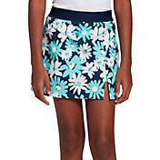 DSG Girls' Floral Printed Golf Skort