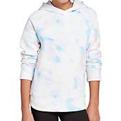 DSG Girls' Printed Fleece Hoodie