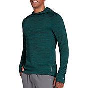 DSG Men's Grid Fleece Pullover Hoodie
