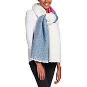 DSG Women's Color Blocked Scarf