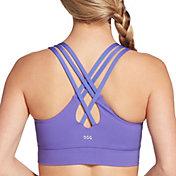 DSG Women's Medium Support Strappy Sports Bra