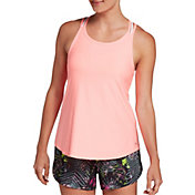DSG Women's Performance Strappy Back Tank Top (Regular and Plus)