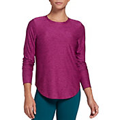DSG Women's Everyday Heather Long Sleeve Shirt (Regular and Plus)