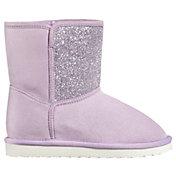 DSG Girls Winter Lodge Glitter Boot
