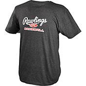 Rawlings Adult Baseball Logo T-Shirt