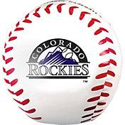 Rawlings Colorado Rockies Logo Baseball