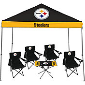 Rawlings Pittsburgh Steelers 6-Piece Tailgate Kit
