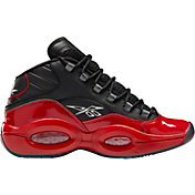 Reebok Kids' Grade School Question Mid Basketball Shoes