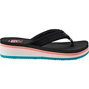 Reef Kids' Ahi Wedge Sandals