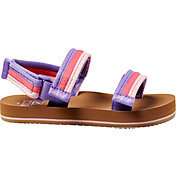 Reef Kids' Little Ahi Convertible Sandals