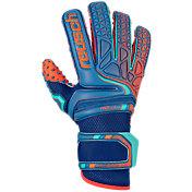 Reusch Adult Attrakt Pro G3 Speedbump Evolution Soccer Goalkeeper Gloves