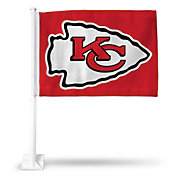 Rico Kansas City Chiefs Car Flag