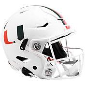Riddell Miami Hurricanes Speed Flex Authentic Football Helmet