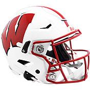 Riddell Wisconsin Badgers Speed Flex Authentic Football Helmet