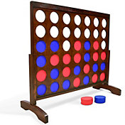 GoSports Giant 4-in-a-Row 4' Game
