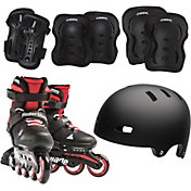 Boys' Rollerblade Microblade Package