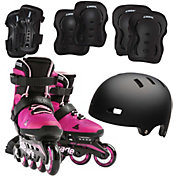 Girls' Rollerblade Microblade Package