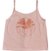Roxy Girls' Think Of You Button Back Strappy Top