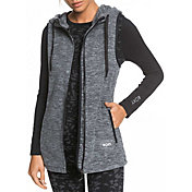 Roxy Women's Electric Feeling Tech Fleece Vest