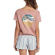 Roxy Women's Mountain Dream T-Shirt