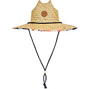 Roxy Women's Pina to My Colada Straw Lifeguard Hat