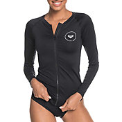 Roxy Women's Enjoy Waves Short Sleeve Lycra Rashguard