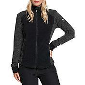 Roxy Women's Surface Technical Full-Zip Fleece