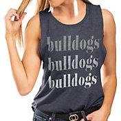 Gameday Couture Women's Butler Bulldogs Blue Festival Tank Top