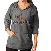Gameday Couture Women's East Carolina Pirates Grey Keeping Cozy French Terry Pullover Hoodie