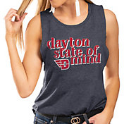 Gameday Couture Women's Dayton Flyers Blue Festival Tank Top