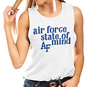 Gameday Couture Women's Air Force Falcons White Festival Tank Top