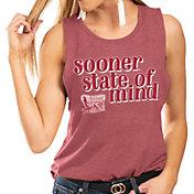 Gameday Couture Women's Oklahoma Sooners Crimson Festival Tank Top