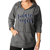 Gameday Couture Women's Marquette Golden Eagles Grey Keeping Cozy French Terry Pullover Hoodie