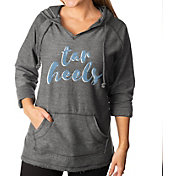 Gameday Couture Women's North Carolina Tar Heels Grey Keeping Cozy French Terry Pullover Hoodie