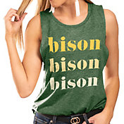 Gameday Couture Women's North Dakota State Bison Green Festival Tank Top
