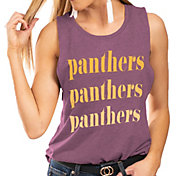 Gameday Couture Women's Northern Iowa Panthers  Purple Festival Tank Top