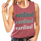Gameday Couture Women's Stanford Cardinal Cardinal Festival Tank Top